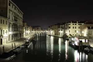 Venecia donde estan los Venecianos